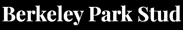BERKELEY PARK STUD Retina Logo